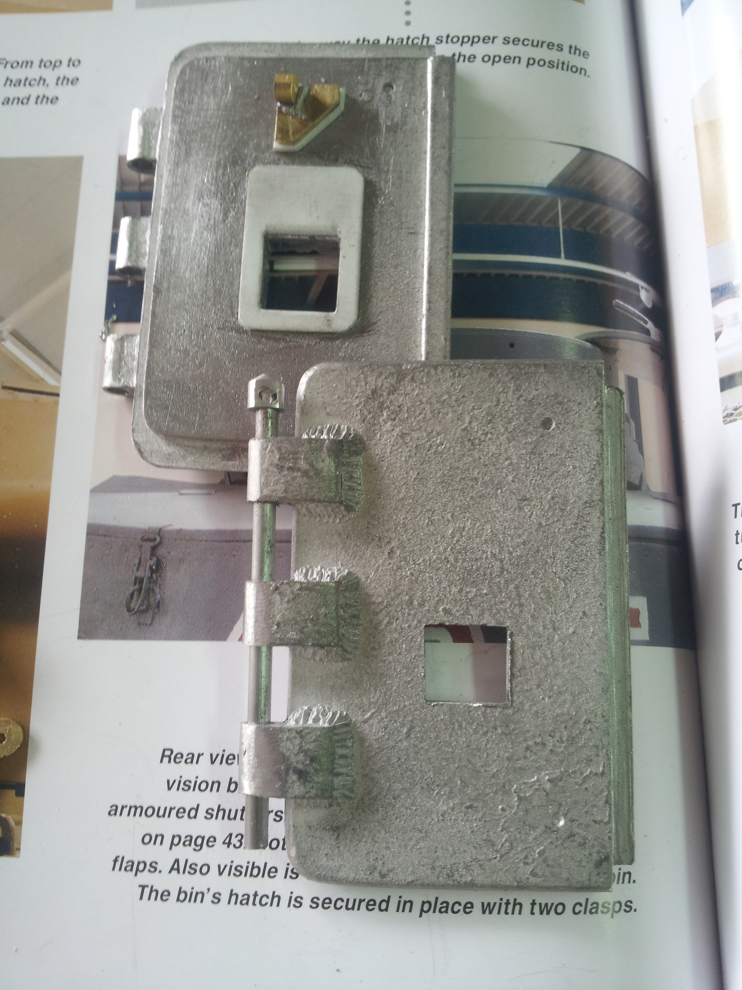 Il Panzer..otto di Tex! ...Armortek Panzer III - Pagina 9 A66671