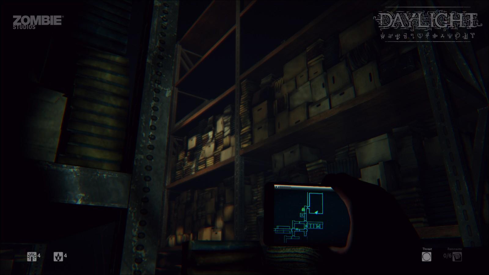 Daylight llegará a PS4 el día 8 de Abril 96n0