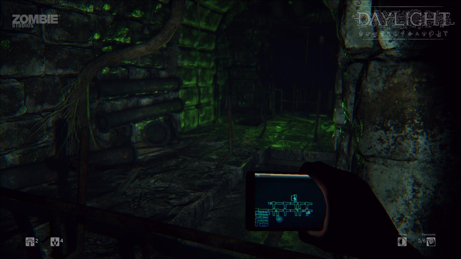 Daylight llegará a PS4 el día 8 de Abril N66f