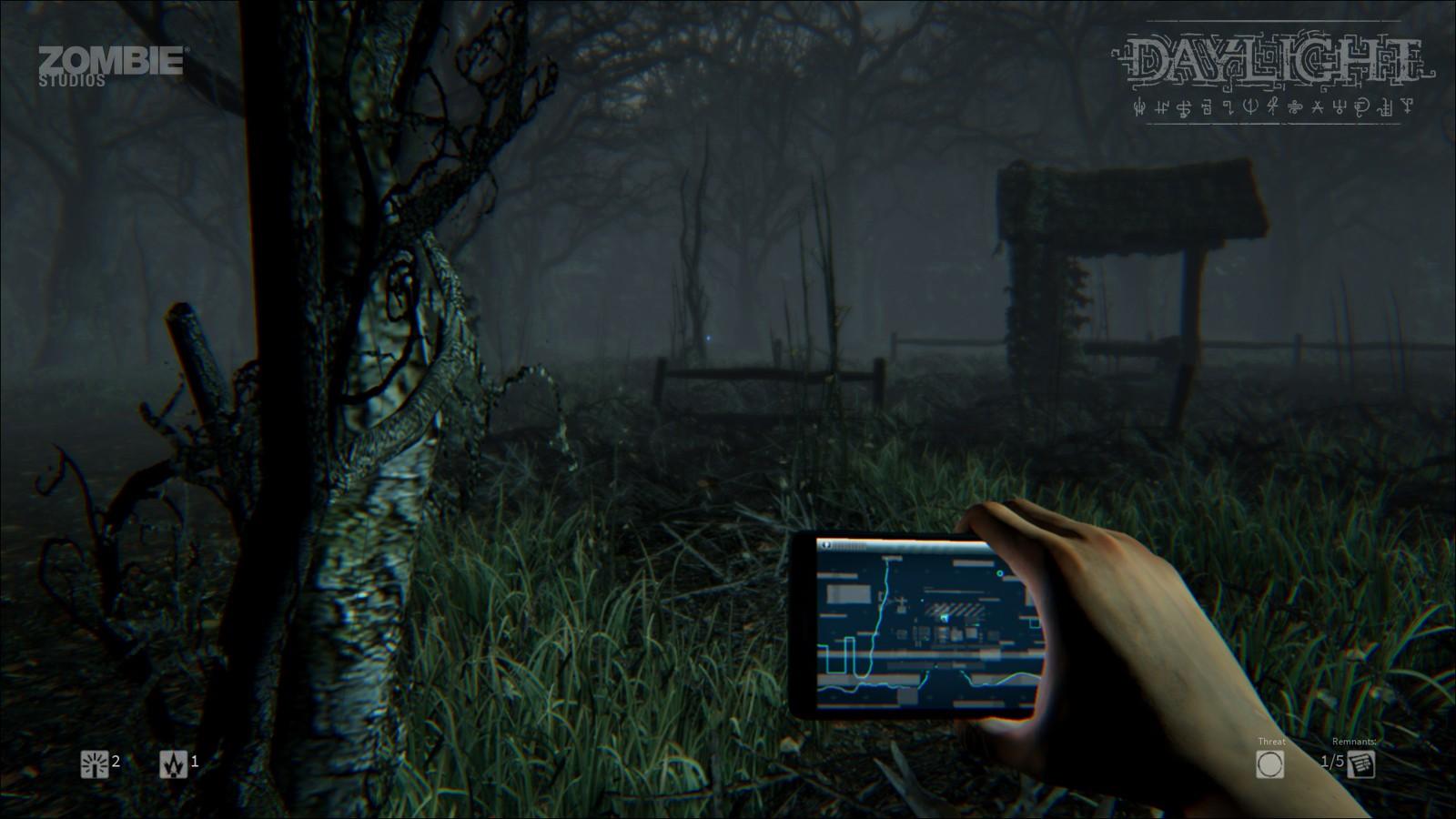 Daylight llegará a PS4 el día 8 de Abril 8pxn
