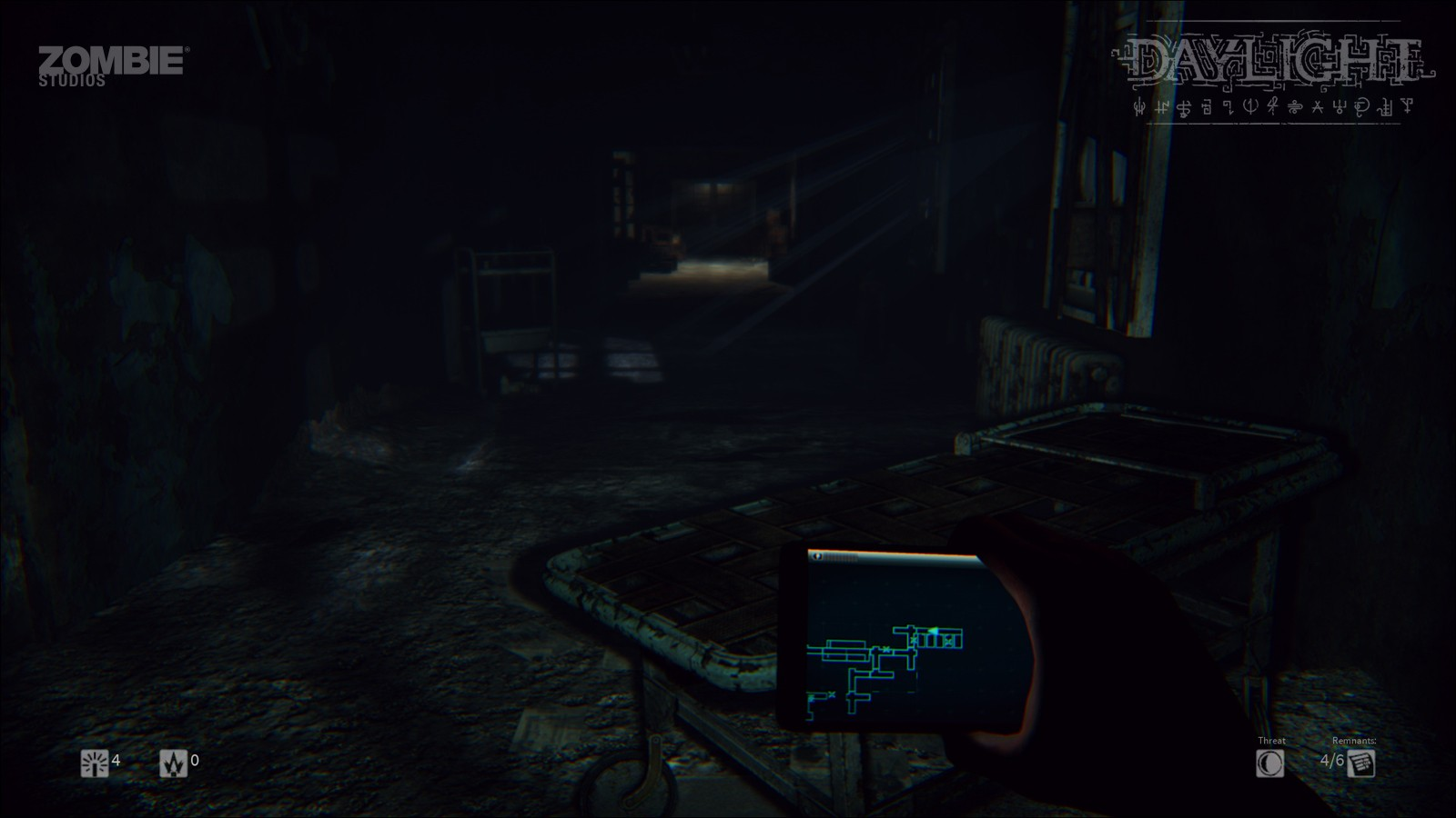 Daylight llegará a PS4 el día 8 de Abril 3h0i