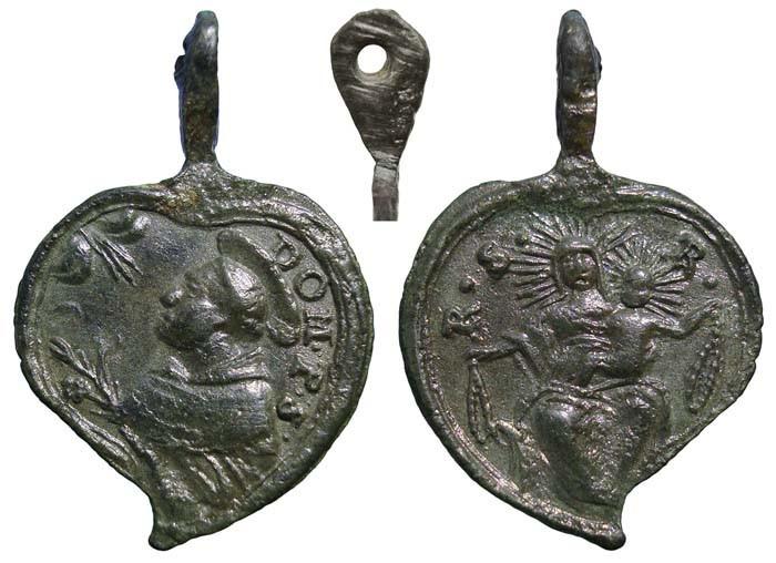 Proyecto recopilación medallas Santo Domingo de Guzmán  Da465d