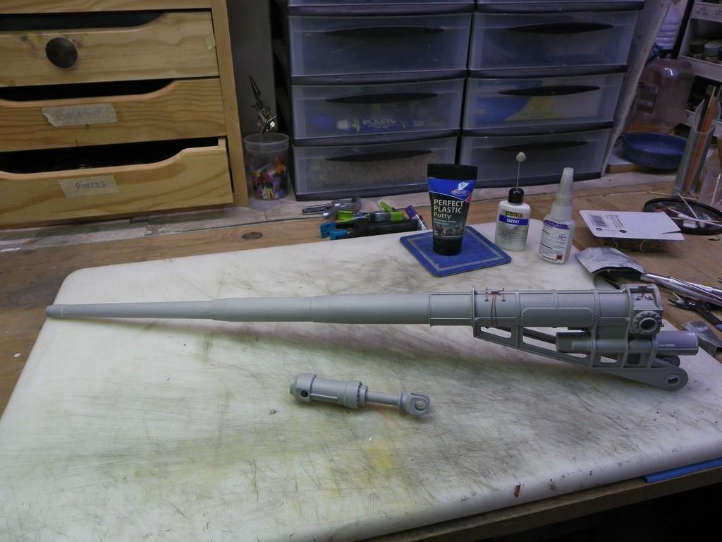 Diorama K5 E LEOPOLD 280mm + BR86 + WR360 1/35 [19-04-16- FINI] Glyc75