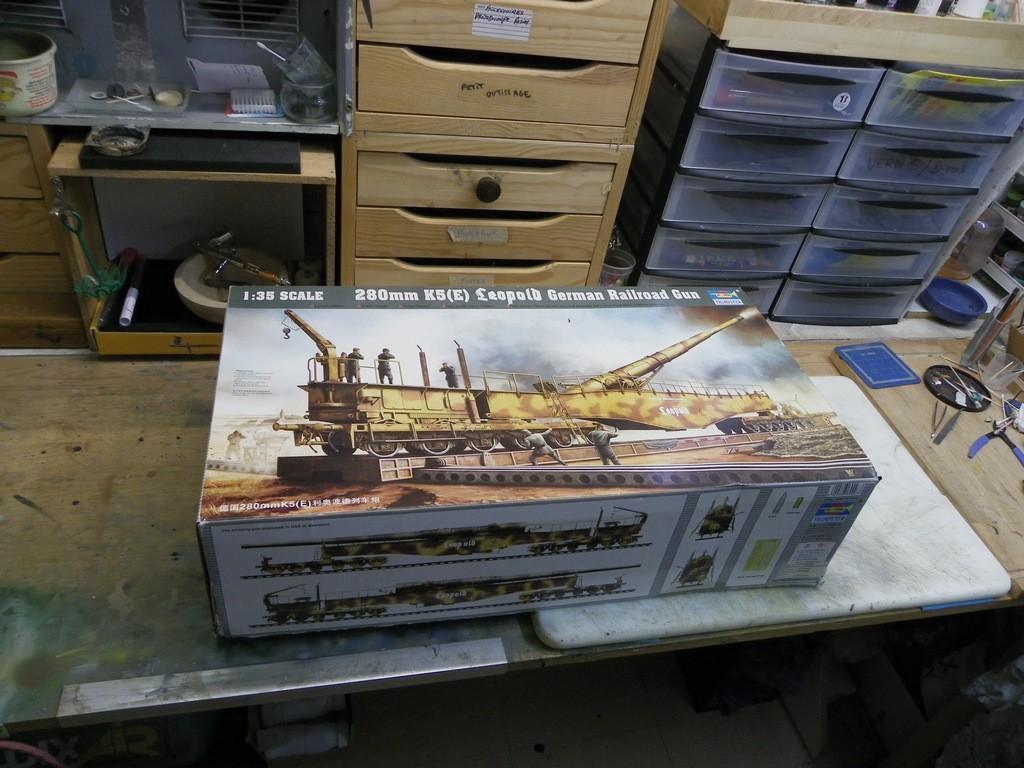 Diorama K5 E LEOPOLD 280mm + BR86 + WR360 1/35 [19-04-16- FINI] CKxGl9