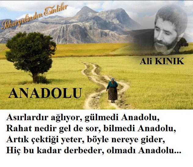 Ali Kınık – Anadolu FnSVE9