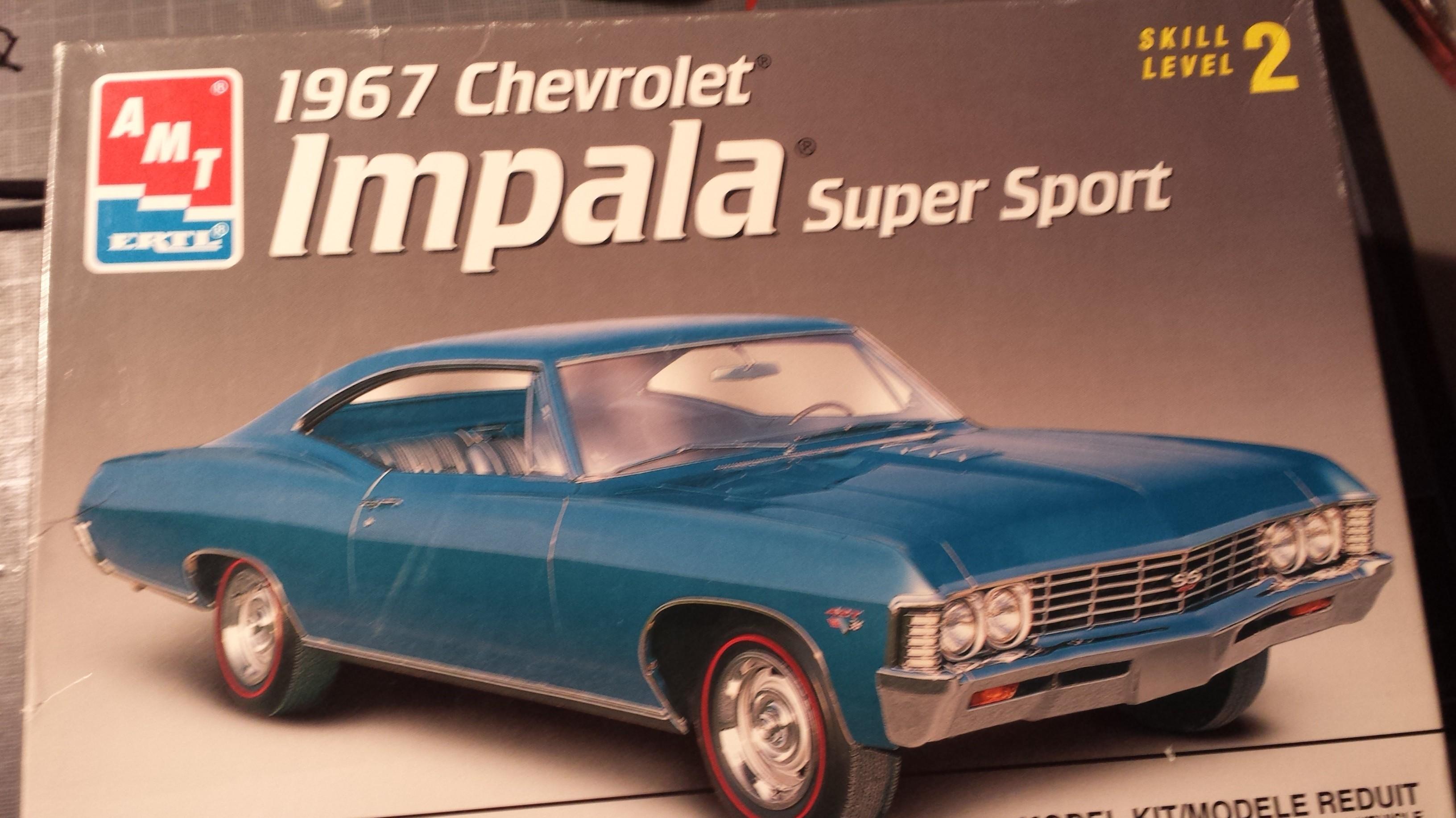 impala SS '67 0fe3bb