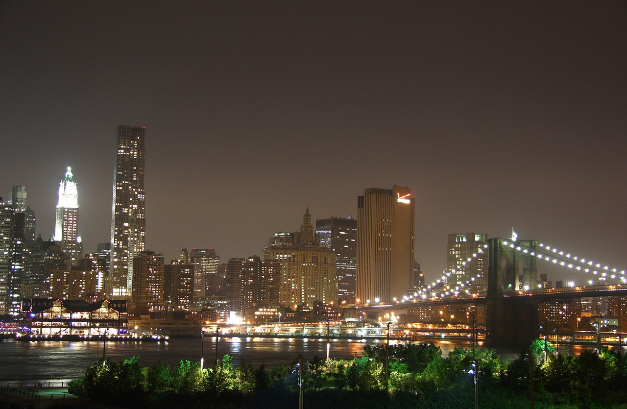 New York by night FU8hLn