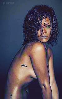 Rihanna Fenty OwlZxA