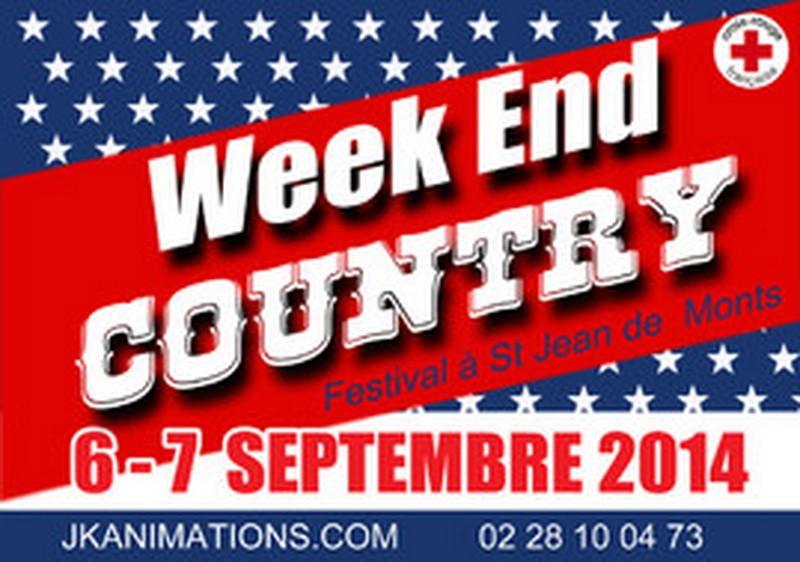 WEEK END COUNTRY - les 6 & 7 septembre 2014 - ODYSSEA DE SAINT JEAN DE MONTS (85) 4MRGjE