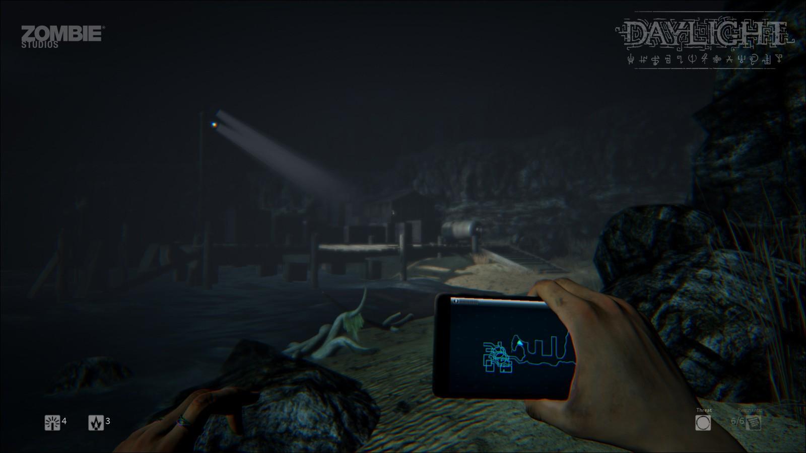 Daylight llegará a PS4 el día 8 de Abril N7gr