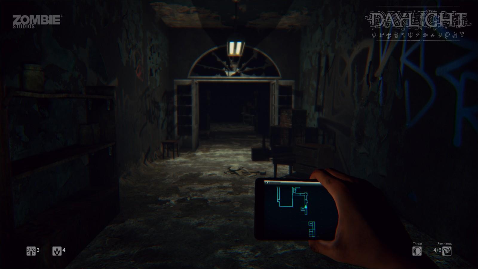 Daylight llegará a PS4 el día 8 de Abril Txqa