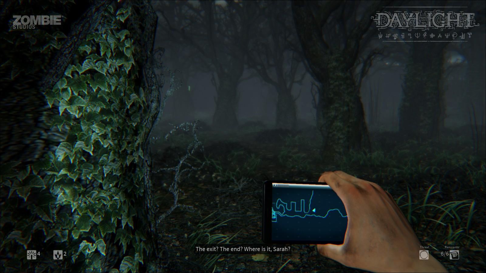Daylight llegará a PS4 el día 8 de Abril 9vs4