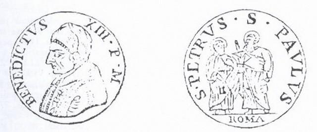 jubileo - Jubileo Romano - San pedro y San Pablo MR(369) (R.M. SXVIII-O229) O6bd