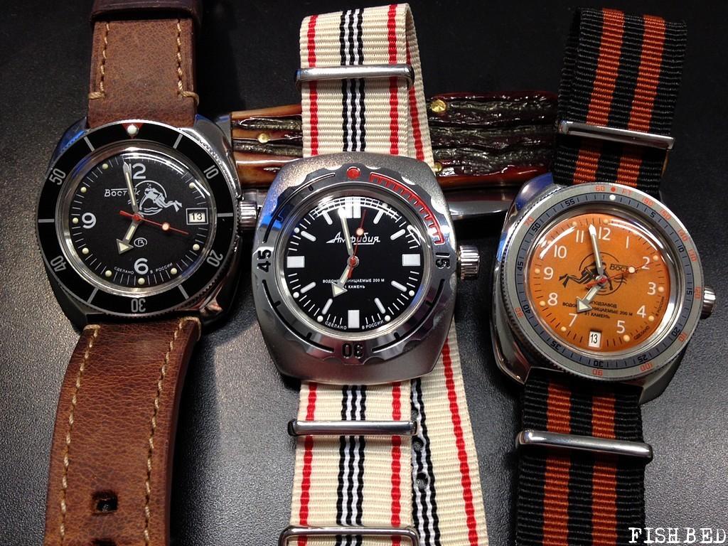 Vos montres russes customisées/modifiées - Page 2 Osjm