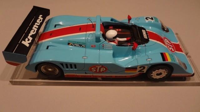 Porsche Kremer angular a Pista VXJ1P6