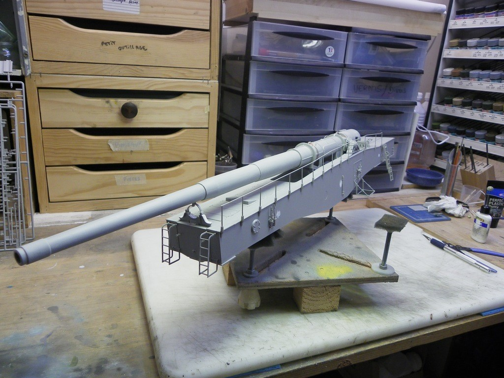 Diorama K5 E LEOPOLD 280mm + BR86 + WR360 1/35 [19-04-16- FINI] JG1cHW