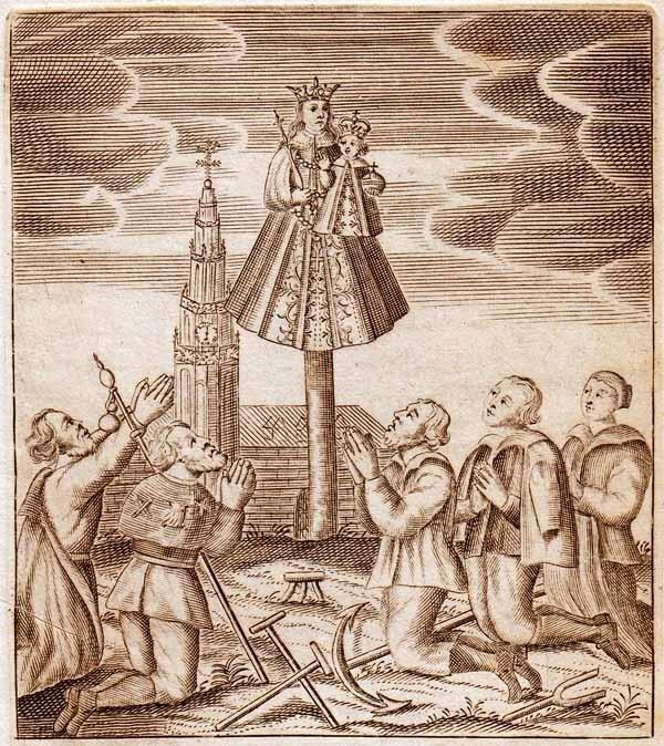 Virgen del Pilar / San José - MR(457) (R.M. SXVIII-O282) TnNERw