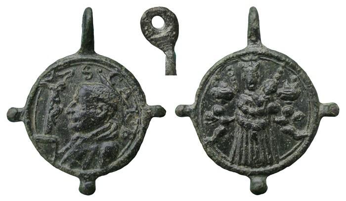 San Carlos Borromeo / Virgen de Loreto - MR(444) 2vUD7D