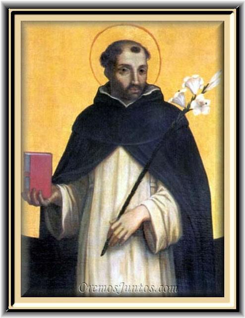 Santo Domingo de Guzman / Virgen del Rosario - MR(427) (RM SXVII-Ot72) Db2boS
