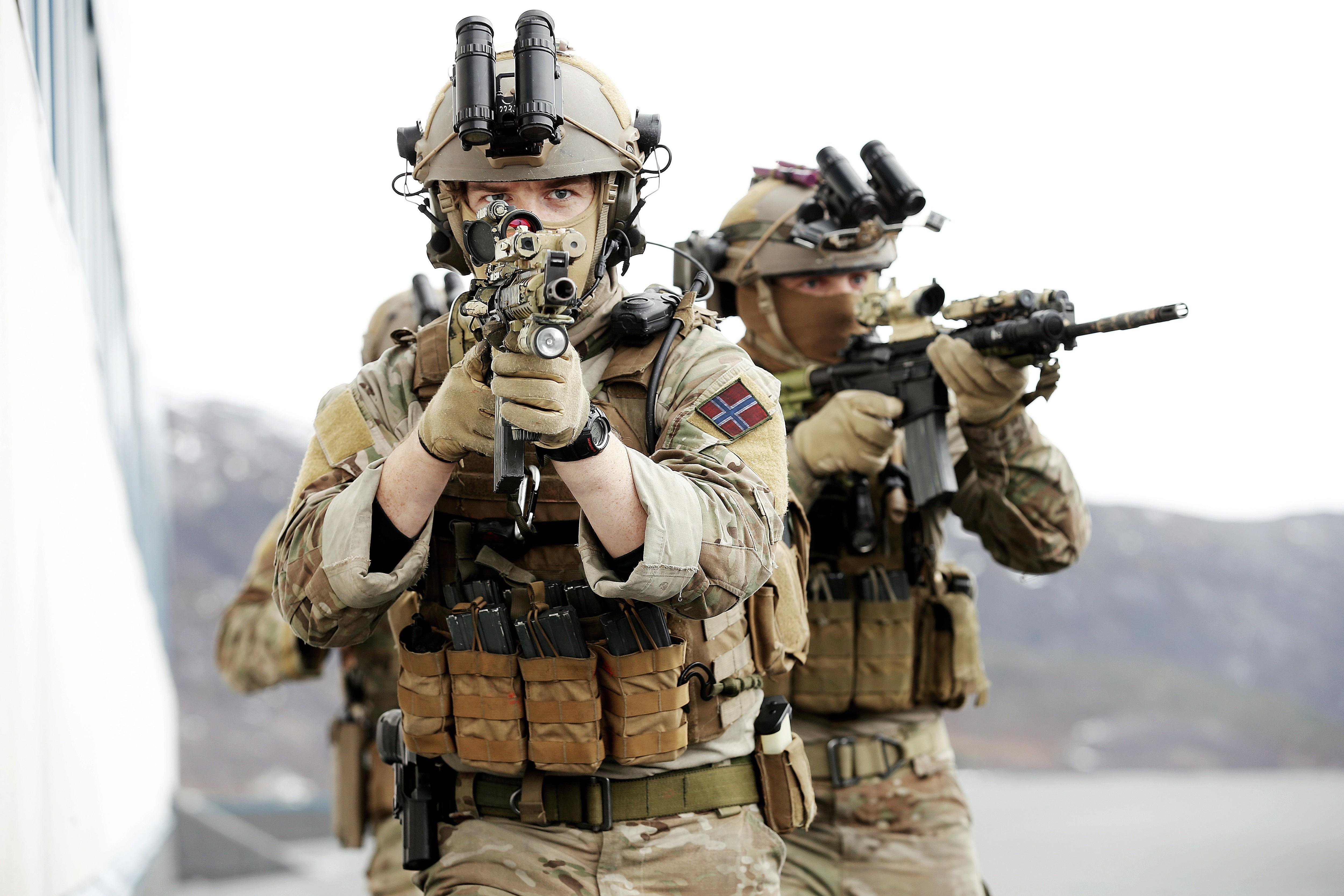Armée Norvégienne Js7r