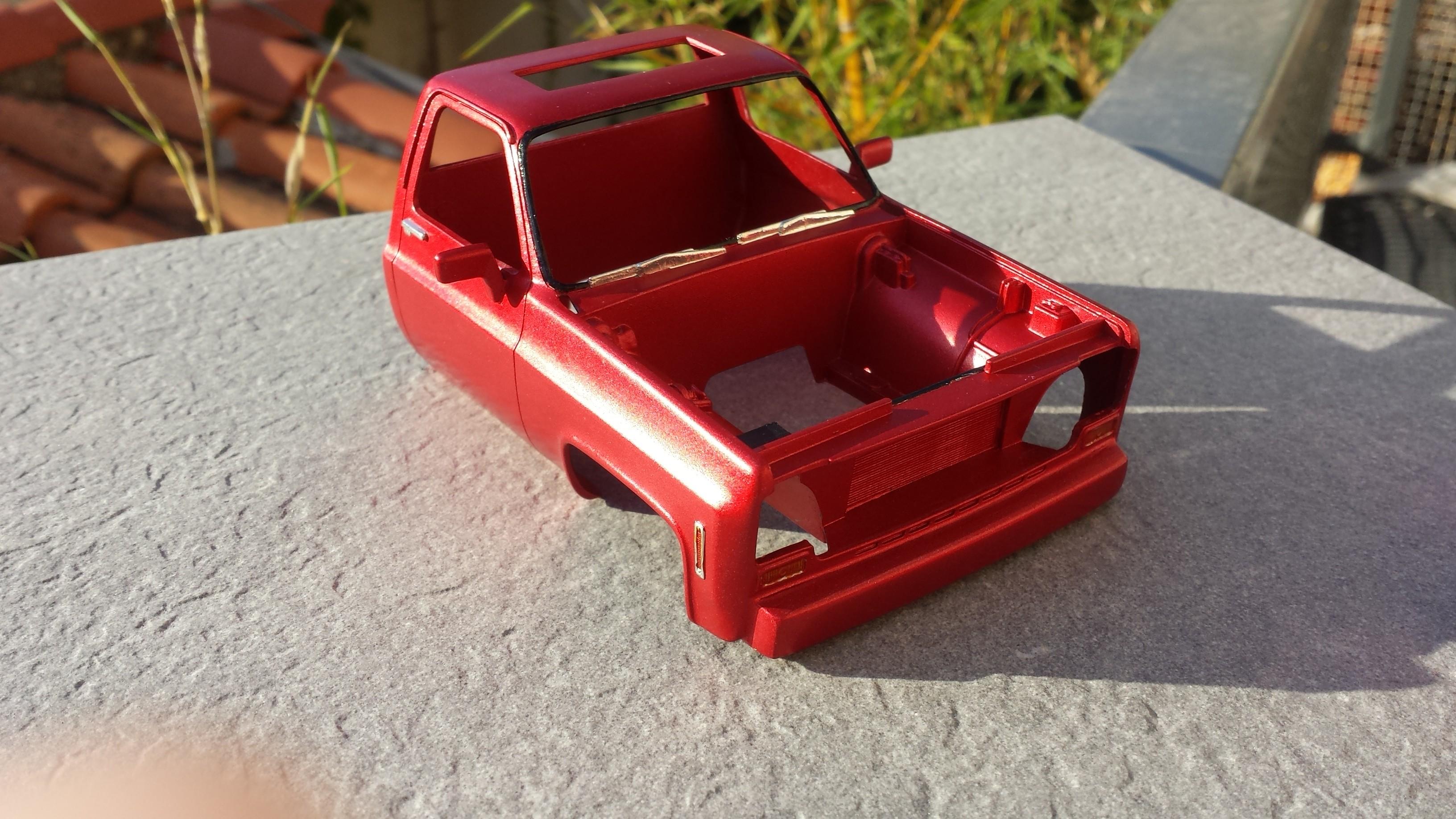 chevy 350 V8 street pick-up N0wo