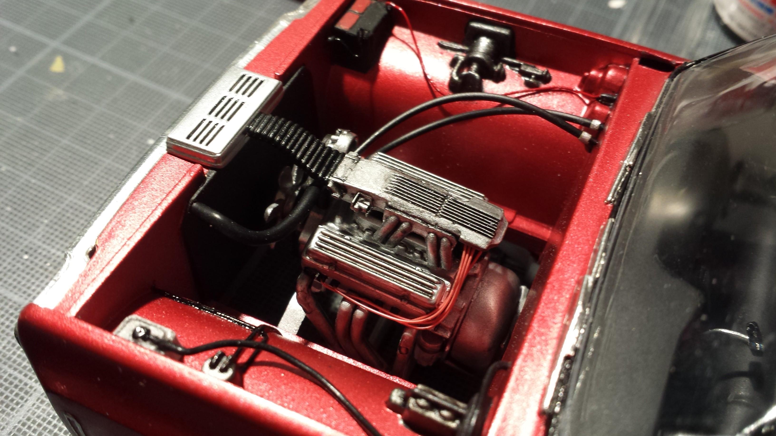 chevy 350 V8 street pick-up Jlw4