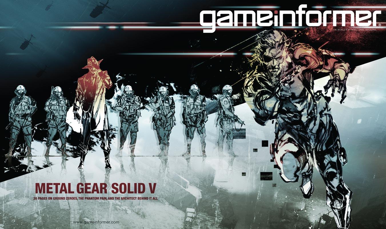 GameInformer prometía un juego nuevo en su portada de hoy y... Vizs