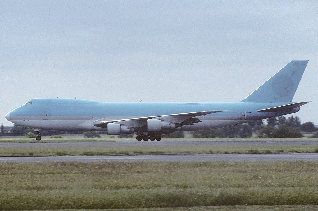LUX-related B747s Y3n8