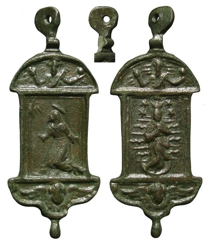 Algunas formas atípicas de medallas. F5nq