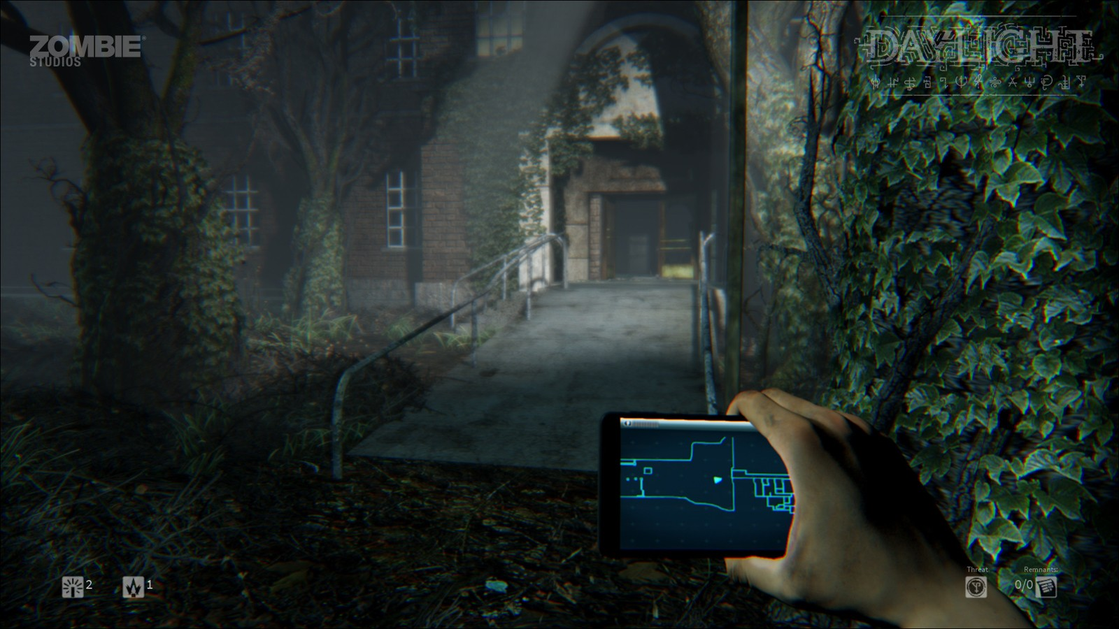 Daylight llegará a PS4 el día 8 de Abril Pgqr