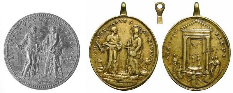 jubileo - Jubileo Romano - San pedro y San Pablo MR(369) (R.M. SXVIII-O229) Q0p4