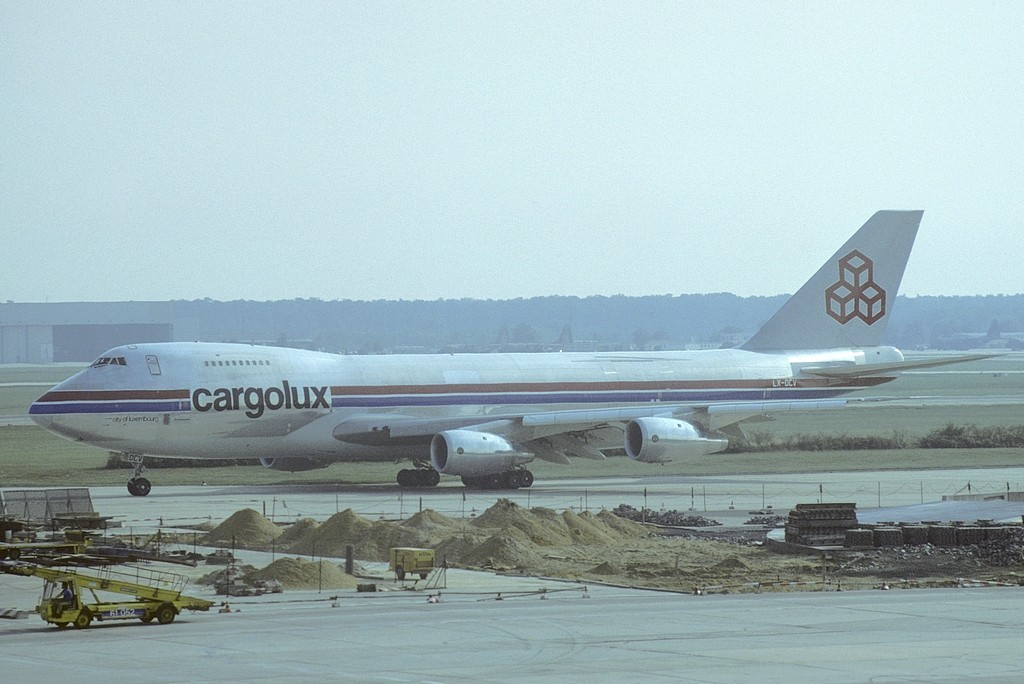 LUX-related B747s R2hu