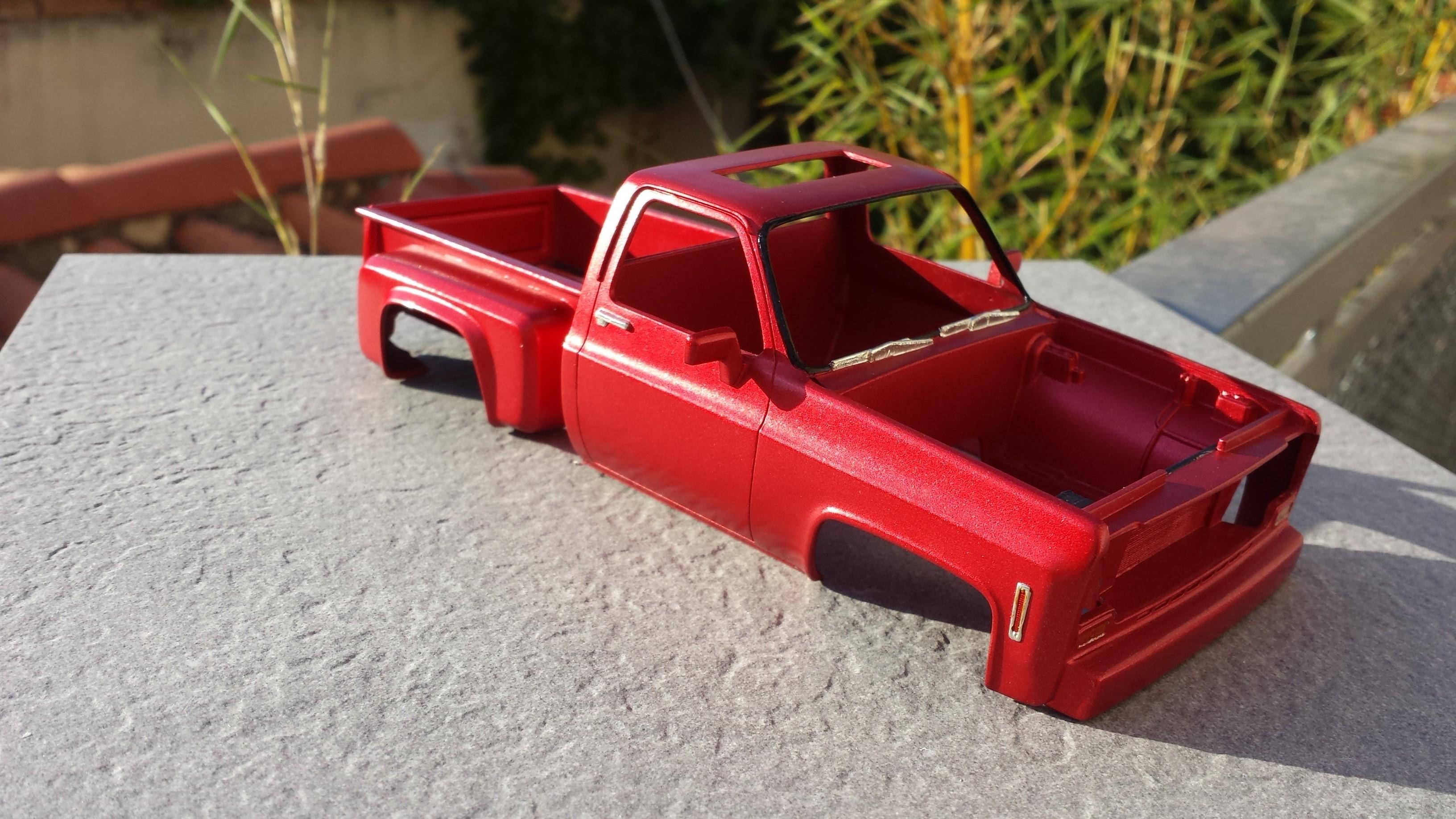 chevy 350 V8 street pick-up Rb9y