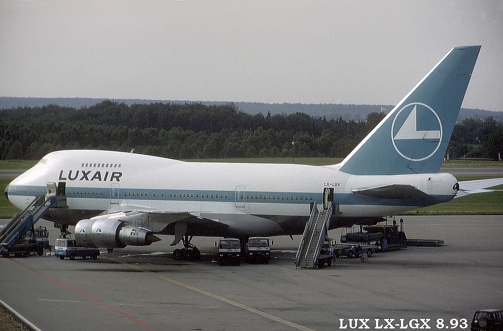 LUX-related B747s 2t6w