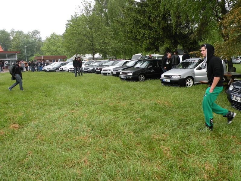 Ici les photos du 7ème rassemblement LAUTERSEE du groupe VAG Ex6r