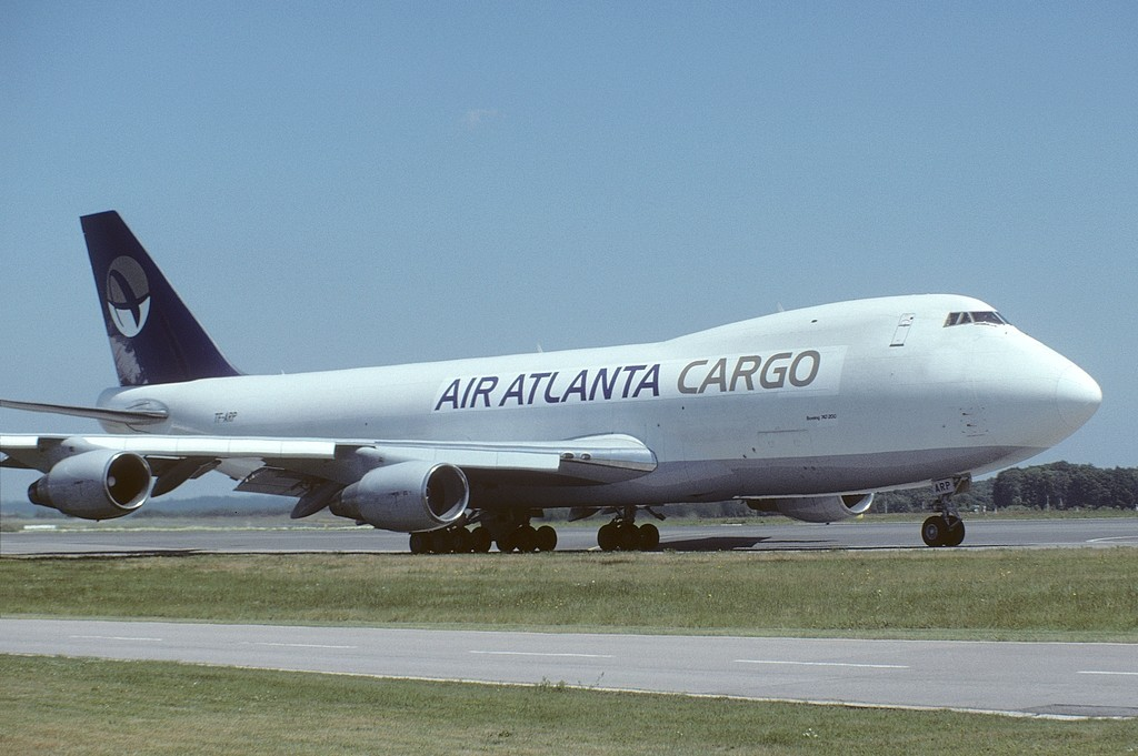 LUX-related B747s N8t7