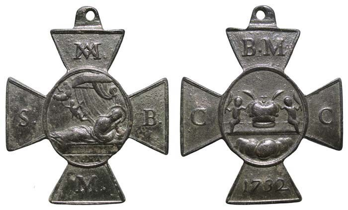 Algunas formas atípicas de medallas. 8oghg
