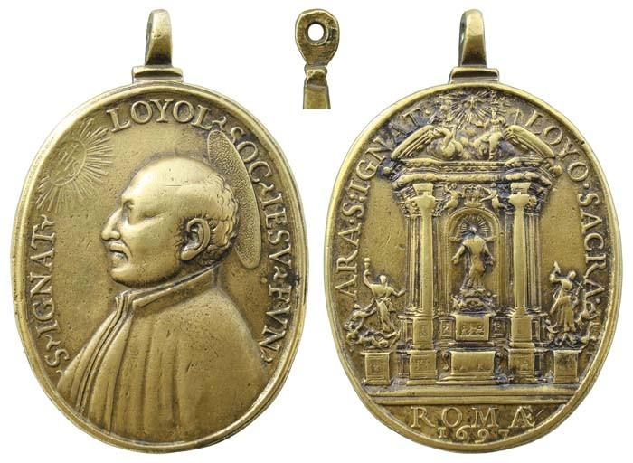 San Ignacio de Loyola / Capilla de San Ignacio - MR(400) (R.M. SXVII-O328) G4yyf