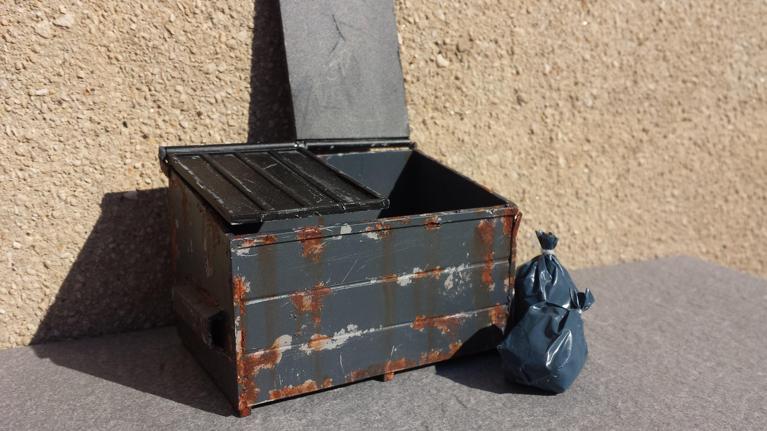 benne à ordures/garbage container - Page 2 Imruz