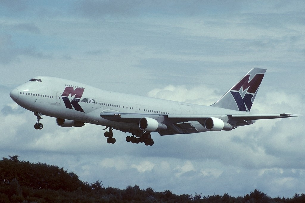 LUX-related B747s Vpk7