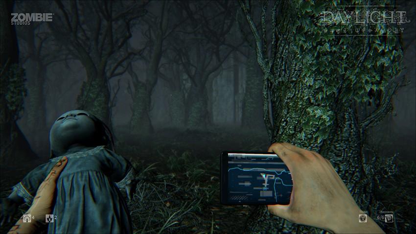 Daylight llegará a PS4 el día 8 de Abril Nkrq
