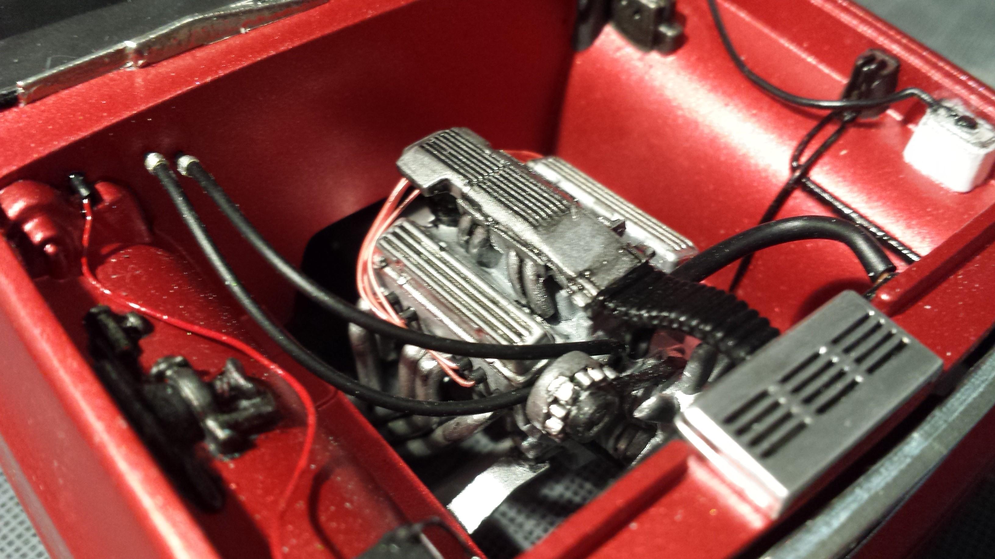 chevy 350 V8 street pick-up 1p1h