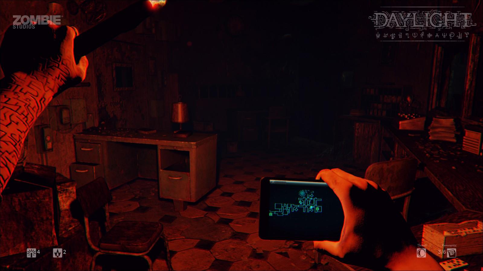 Daylight llegará a PS4 el día 8 de Abril A5hq
