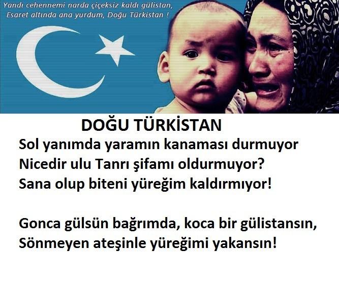 Doğu Türkistan VhXg16