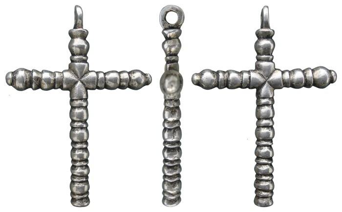 Cruz  de plata - CC-090 063odQ