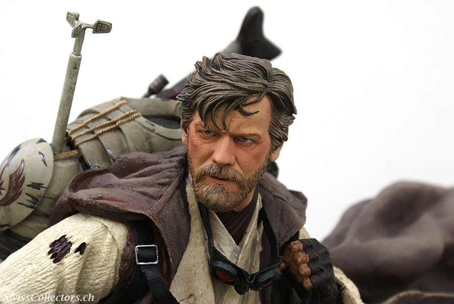 Vente : Obi-Wan Kenobi Mythos Statue Sideshow Collectibles AcAcp2