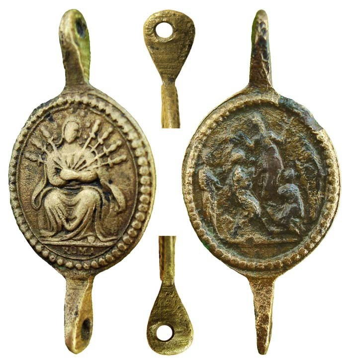 Coronilla de rosario servita 1º dolor - MR(015) SKYeV9