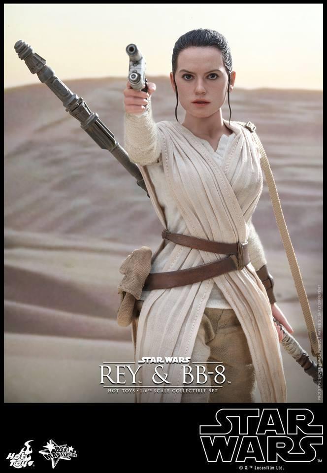 HOT TOYS-Star Wars TFA-Rey & BB8 Set 1KlcLP