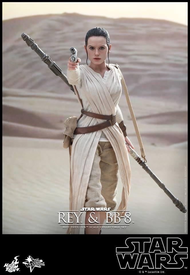 HOT TOYS-Star Wars TFA-Rey & BB8 Set J1d8ct