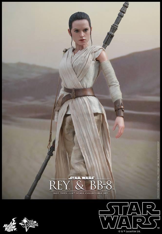 HOT TOYS-Star Wars TFA-Rey & BB8 Set Uz1Lsz